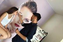 MAKE UP EXPERIENCE da Optima / Qualche immagine della Make Up Experience tenutasi da Optima il 6 giugno. Un momento di alta cosmetica con Vincenzo Cucchiara, Make Up Artist di fama internazionale. Una partecipazione entusiasta delle nostre clienti, un appuntamento da ripetere!