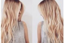 Hair Inspo / Hairdresser Finding Inspiration