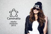 Caminatta Invierno 15 / Colección de bolsos de la marca Caminatta diseñados para el otoño-invierno 2015