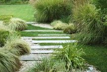 landscaping/outside spaces