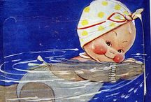 Art, Illustrators past and present. / Mabel Lucie Attwell my favourite illustrator plus many more