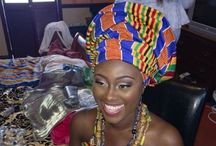 African Bride Fashion and Style Ideas
