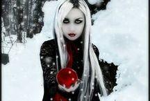 Dark/Goth/Alternative I / gothic, dark, alternative female style