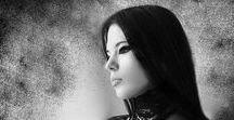 Dark/Goth/Alternative II / gothic, dark, alternative female style