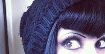 Dark/Goth/Alternative IV / gothic, dark, alternative female style