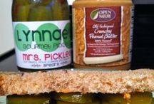 Recipes/Eats / Our favorite pickle recipes as well as other yummies!