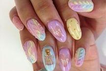 unhas decoradas / nail art, unhas decoradas / by Mania de Manicure