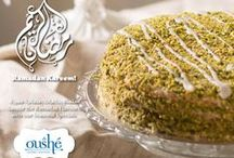 Ramadan Specials / Truffles, Cookies and Cakes. Have we got a treat for you this Ramadan?