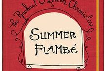 Summer Flambe / A tangled thread of personal discovery, heartache, and resiliency ignites in Paisley Ray's SUMMER FLAMBÉ. Available on Amazon.com