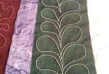 92.free motion and quilting patterns