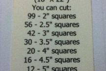 91.sizes and patterns for quilts