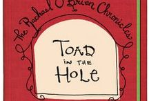 Toad in the Hole / Rachael embarks on an odyssey through the English canals in a narrowboat to elude danger and unearth the scandalous past and stunning hidden meaning contained within the mysterious piece of jewelry in Paisley Ray's TOAD IN THE HOLE. Available on Amazon.com.