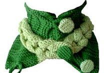 Scarves & Shawls / All handmade... / by TC Turkan Gençalp