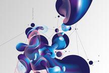 Diseño Gráfico / Diseños para la inspiración...