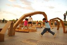 Kids' Play Spaces & Playgrounds