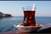 TEA & COFFE  ÇAY VE KAHVE