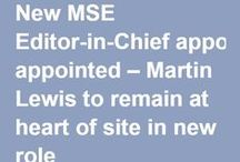 MSE News / Top Tips, TV, Campaigns & More..