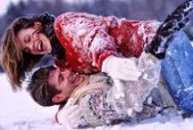 kar ve insan    SNOW & HUMAN