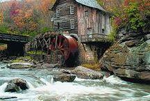 water old mill             su degirmenleri