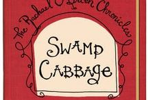Swamp Cabbage / Art and heirloom silver that go missing draw Rachael and her mishmash of companions deeper into the mystery that she strives to solve by delving into local history in this tale that dances on the toes of age-old Gullah folklore in Paisley Ray's, SWAMP CABBAGE. Available on Amazon.com.