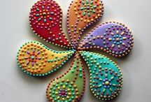 """All Things Paisley / A twisted teardrop, the kidney-shaped paisley is of Iranian origin, but its western name derives from the town of Paisley, in West Scotland. It is sometimes referred to as a """"Persian Pickle"""" or a """"Welsh Pear."""""""