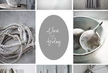 Moodboard & Collage / Moodboards en collages voor inspiratie!