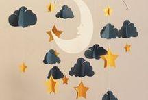 Dekoracje / Inspiracje dekoracji do pokoju dzieciecego