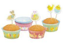 Vrolijk Pasen - Xenos / Bij Xenos vind je volop paasdecoratie, alles voor het paasontbijt en héél véél artikelen om paascupcakes en -taarten mee te maken!