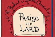 Praise the Lard / With sinister forces threatening her, the life and death question becomes whether Rachael can rely on unlikely liaisons to escape an inherited vendetta in Paisley Ray's PRAISE THE LARD. Available on Amazon.