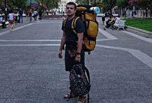 Viajes / Un viaje tras otro, voy redactando cada uno de ellos y publicando en la web www.humildadmochilera.com Anécdotas, leyendas descubiertas en mis viajes, fotografías etc