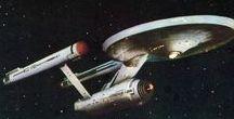 Star Trek / The Original Series 1966--1969. Especially the ever-so-charming Leonard Nimoy.