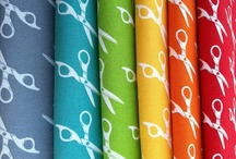 Sewing Fabric / A collection of fabric that I find beautiful, fun, and/or fabulous!