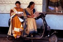 India inspires me