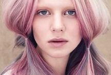 Pastel Hair / Pastel colored hair