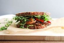 Vegetarian Sandwich Recipes / From banh mi to vegan BBQ, he best vegetarian sandwich recipes this side of PB&J.