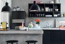 Kitchen / kitchen inspiration / by Sam Zonjee