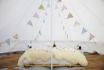 Glamping / by Emma Bunting