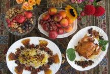 Persian food & recipes - Fig & Quince / Fig & Quince is an Iranian cooking & culture blog | authentic family recipes for yummy Persian food; stories + pix about the Iranian people