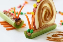 Fun Food for Kids / Fun food ideas that toddlers and children will love - snacks, meals, recipes, dinner, lunches, breakfasts....
