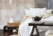 bedroom / by Anja D'Heedene