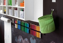 Kid Spaces  / Lots of ideas for creating the best spaces for children; play areas, learning areas, pre-schools, bedrooms, kid's rooms, etc...