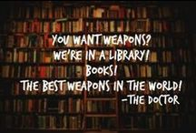 Books! / by Miah Collier