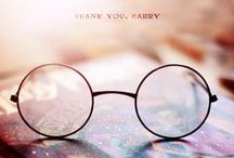 Harry Potter. The Boy Who Lived. / by Susan Baker