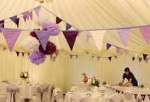 Marquees / by Emma Bunting
