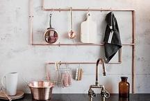 Kitchen / by Stine Dalby