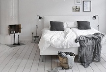 Bed room / by Stine Dalby