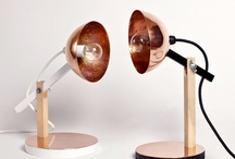 Lamps / by Stine Dalby
