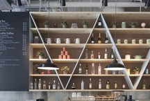 Store interior / by Stine Dalby