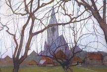 Piet Mondriaan / by Elisabeth Lefel Yazbec