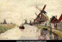 Claude Monet / by Elisabeth Lefel Yazbec
